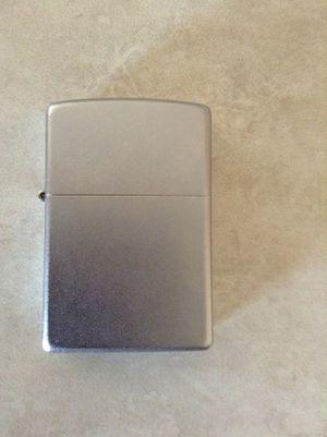Zippo lighter beautiful like new 04 for Sale in Glendale, AZ
