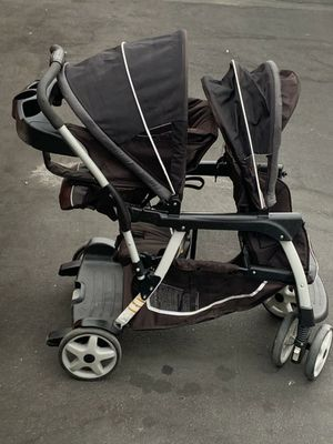 Double stroller for Sale in Long Beach, CA