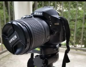 Nikon D5100 Camera+ Lense +Accessories for Sale in Austin, TX