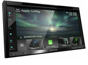KENWOOD car stereo car Apple paly android auto stereo Bluetooth touchscreen system for Sale in San Diego, CA