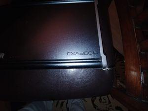 Kicker 360.4 amplifier - 4 channel, powerful, newest model! for Sale in La Vergne, TN