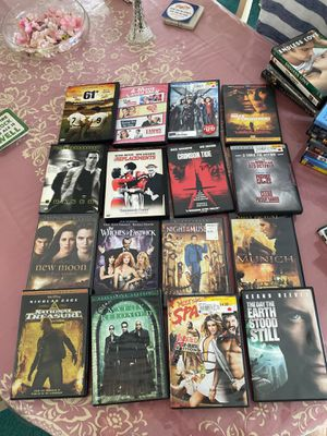 16 dvd excellent condition for Sale in Tampa, FL