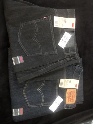 Levi's 559 jeans NWT 38x36 for Sale in Montpelier, MD