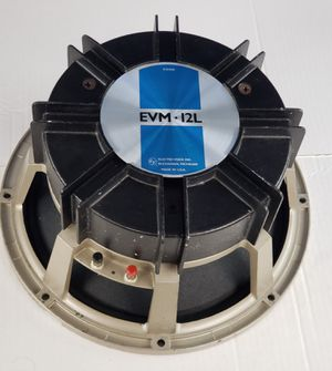 "Electro-Voice EVM12L 12"" Guitar Speaker for Sale in Fort Lauderdale, FL"