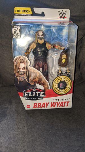 Wwe Elite The Fiend Bray Wyatt Top Pick 2021 for Sale in Fresno, CA
