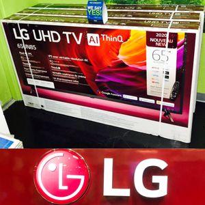 LG 65 inch 120 Hz 4K TV 2020 model 65un8500 for Sale in Los Angeles, CA