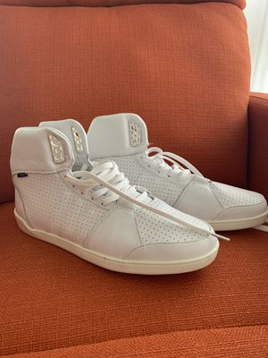 New, Adidas Slvr Men's Athletic Shoe (White - Size 11.5) for Sale in Lauderdale-by-the-Sea, FL