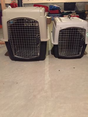 Small and Medium Dog crate for Sale in Lexington, KY