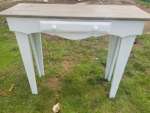 Desk , entryway or behind sofa table for Sale in Yelm, WA