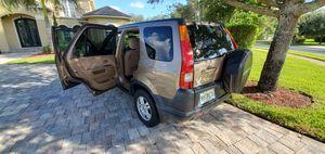 (Vendo ,for sale ) honda crv 2004 3500 dólares for Sale in Hollywood, FL