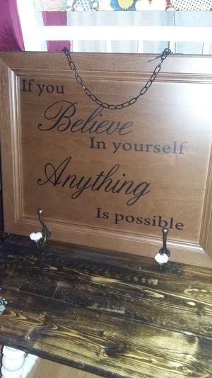 Believe in Yourself for Sale in San Antonio, TX