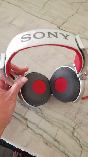 Sony headphones for Sale in Scottsdale, AZ