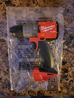 Milwaukee M18 Fuel Brushless Hammer Drill Driver for Sale in Downey, CA
