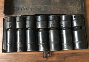 Pittsburgh Swivel Socket Set. Distributed By The Harbor Fright Salvage Co.... for Sale in Atlanta, GA