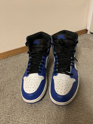VNDS JORDAN 1 GAME ROYAL SIZE 10 for Sale in Kent, WA