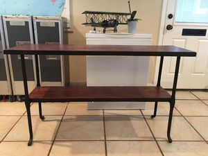 Pottery Barn Console-Entry Way Table-$125.00 for Sale in Phoenix, AZ