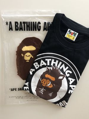 Authentic Year of the Boar Bape T-Shirt S for Sale in Bellevue, WA