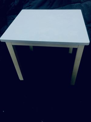Kids desk option with one or a chairs-have 2 of the same blue chairs for Sale in Fair Lawn, NJ