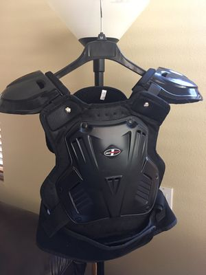Pole position motorcycle vest ( size L) for Sale in Chula Vista, CA