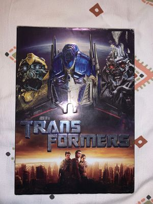 TRANS FORMERS DVD for Sale in Rialto, CA