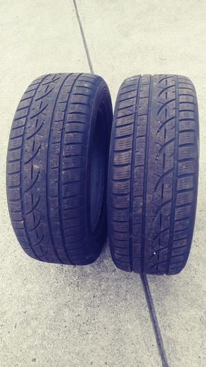 2 Tires 225x55xR17 for only $100 for Sale in NO HUNTINGDON, PA