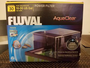 Fluval filter for Sale in Downey, CA