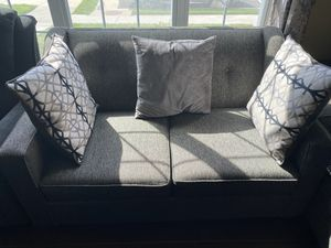 Fabric Sofa , Love seat and accents chair with ottoman for Sale in Ashburn, VA