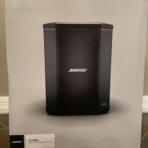 New Bose S1 Pro - Multi Position Audio for Sale in Tempe, AZ