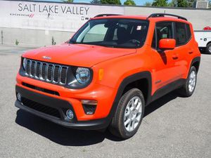 NEW 2019 JEEP RENEGADE LATITUDE 4X4 for Sale in South Salt Lake, UT
