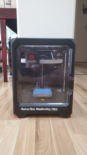 Maker Bot Replicator Mini for Sale in Renton, WA