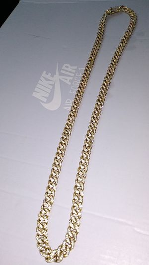 Gold chain for Sale in Fort Worth, TX