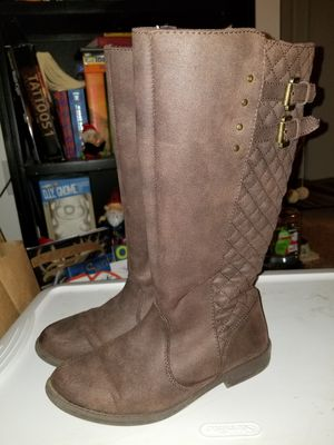 Girls boots size 5Y for Sale in Tualatin, OR