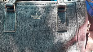 Black leather purse for Sale in Aurora, CO