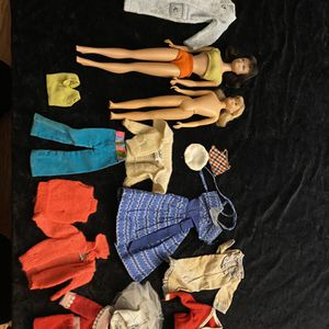 Vintage Barbie Dolls And Clothes for Sale in San Diego, CA