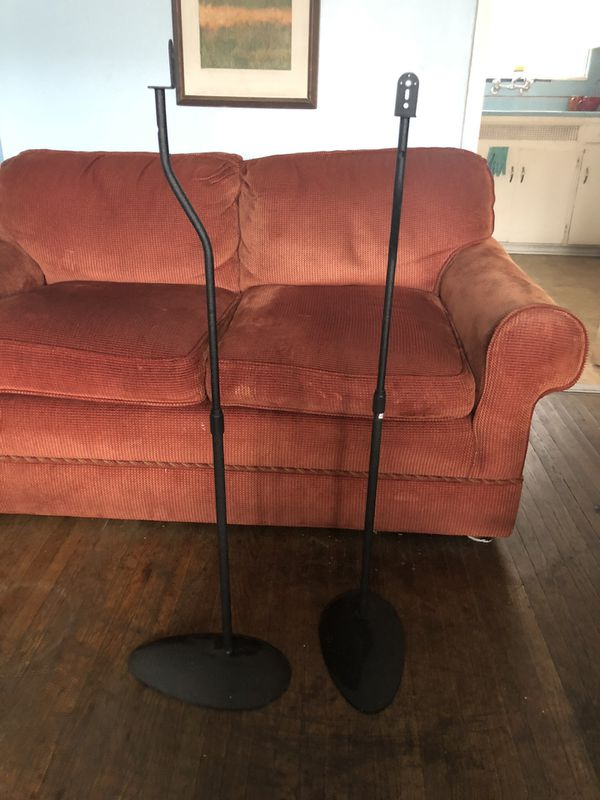 Speaker Stands (Sony,Bose or other light speakers)