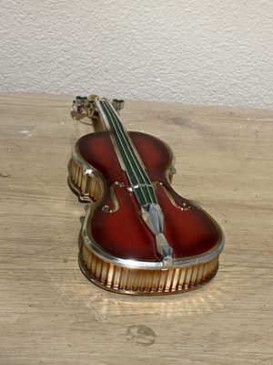 Christmas Tree Ornament Holiday Decor Music Instrument Ornament Musician Gift Toy for Sale in Los Angeles, CA