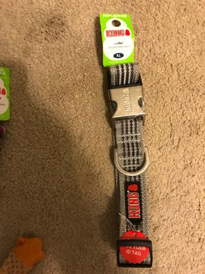 KONG collars, assorted sizes for Sale in Oklahoma City, OK