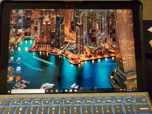 Like New Microsoft Surface Pro 4 128GB SSD 4GB RAM w/ keyboard and case for Sale in Columbia, MD