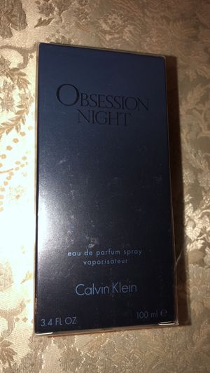 Obsession Night Brand New Calvin K for Sale in Camden, NJ