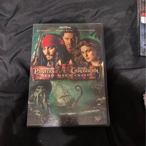 Pirates Of The Caribbean Dead Mans Chest for Sale in Buffalo, NY