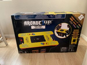 Brand new never opened Arcade 1Up. 8 games for Sale in Rancho Cucamonga, CA
