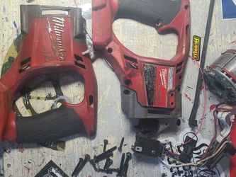 Milwaukee Fuel Sawzall Parts for Sale in Mokena,  IL