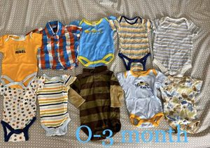 Baby Clothes 0-3 Months for Sale in Orlando, FL
