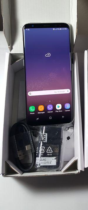 "Mint Samsung Galaxy S8+ Plus, SM-G955U 64GB - Unlocked T-Mobile MetroPCS, 4GB Ram, 12MP, 6.2"" Smartphone for Sale for sale  Brooklyn, NY"