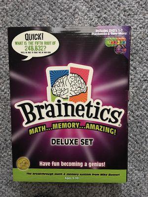 Brainetics Deluxe Set for Sale in Denver, CO