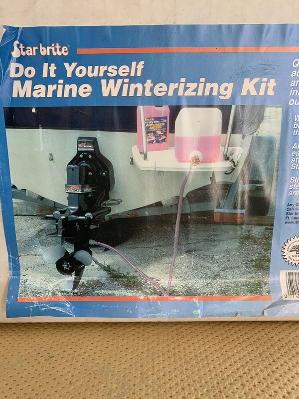 Marine Winterizing Kit