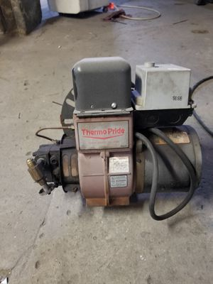 Thermo Pride Oil Burner and Blower for Sale in Chicopee, MA