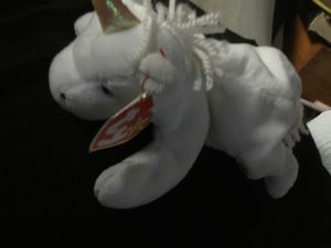 Unicorn by ty beanie baby for Sale in Pinecrest, FL