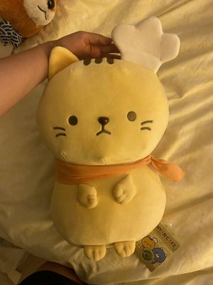Cat Chef Stuffed Animal Plushie for Sale in Covina, CA