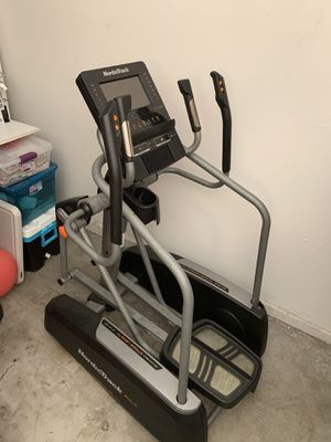 NordicTrack A.C.T. Commercial 10 Elliptical with WiFi Touch Screen Android Based Display for Sale in Tustin, CA